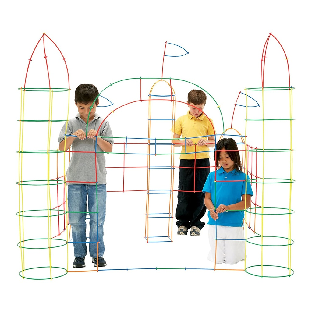 Straws and Connectors Building Kit