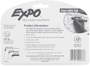 4ct Black Fine Expo Magnetic Dry Erase Markers