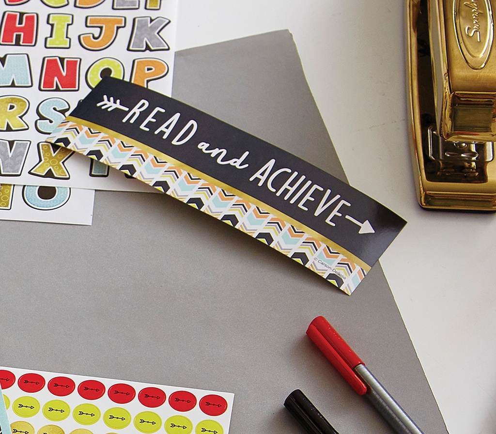 30ct Aim High Bookmarks