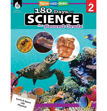 180 Days of Science for 2nd Grade