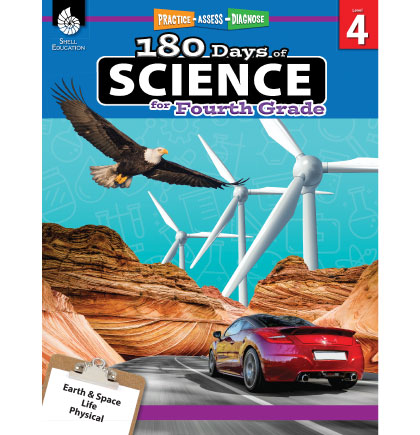 180 Days of Science for 4th Grade