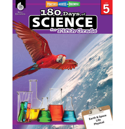 180 Days of Science for 5th Grade