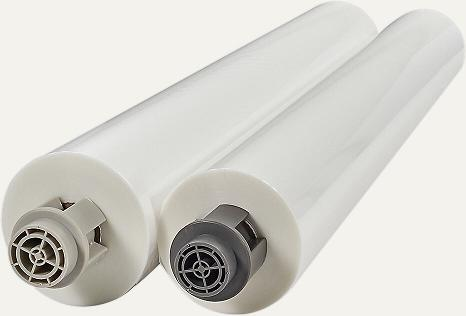 25inx500ft EZ Load Clear Laminating Film 2 Rolls