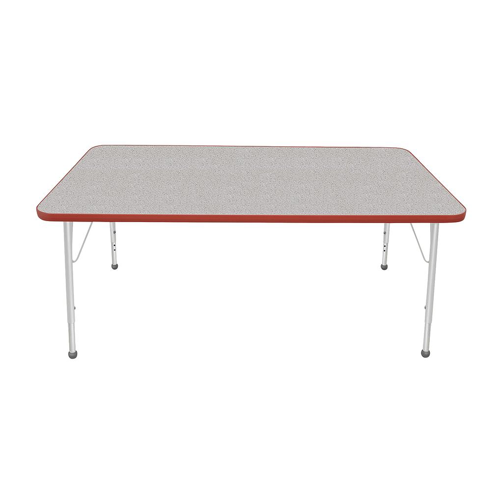 "36"" x 60"" Rectangle Activity Table"
