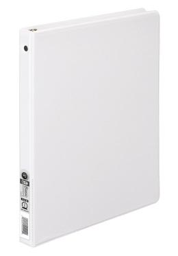 "1"" White View Binder"