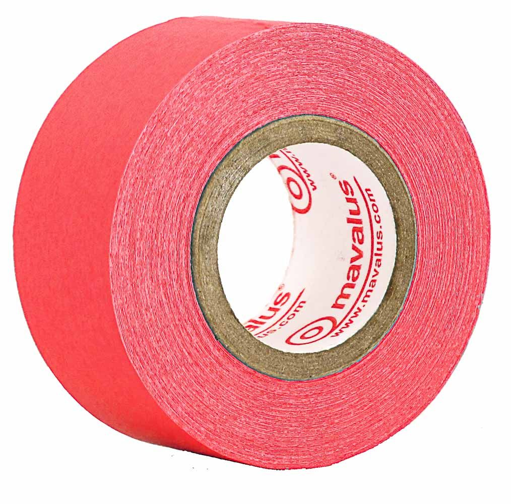 "1"" x 324"" Red Mavalus Tape Roll"