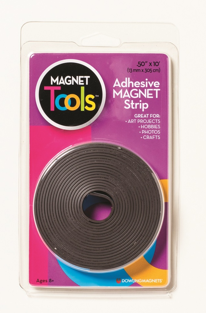 1/2in x 10ft Hold Its Magnetic Strip