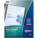 25ct Multi Page Capacity Sheet Protectors