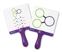 5ct Number Bonds Handheld Boards Set