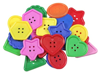 60ct Really Big Buttons