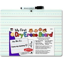 [35220ST CLI] My First Dry Erase Board 9 x 12 Inch