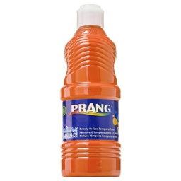 [10702 DIX] Prang Orange 16oz Ready to Use Washable Paint