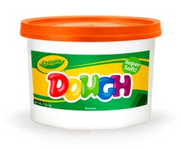 [570015036 BIN] Orange Crayola Dough 3lb Bucket