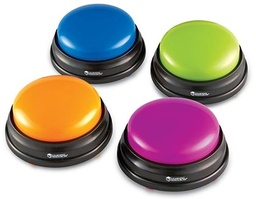 [3774 LER] Pack of 4 Answer Buzzers