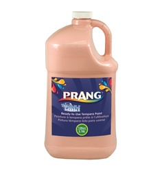 [10611 DIX] Prang Peach Gallon Ready to Use Washable Paint