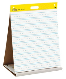 [563PRL MMM] Primary Ruled Table Top Easel Pad