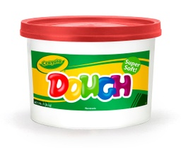 [570015038 BIN] Red Crayola Dough 3lb Bucket
