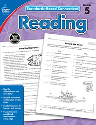 [104662 CD] Standards Based Connections: Reading Gr 5
