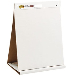 [563R MMM] Tabletop Easel Pad White 20 X 23 in 20 Sheets