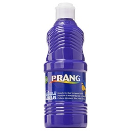 [10706 DIX] Prang Violet 16oz Ready to Use Washable Paint