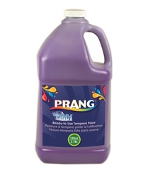 [10606 DIX] Prang Violet Gallon Washable Paint