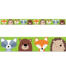 [8384 CTP] Woodland Friends Border