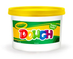 [570015034 BIN] Yellow Crayola Dough 3lb Bucket