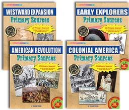 [PSSEARKS GP] Early American History Primary Sources Set