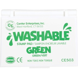 [503 CE] Green Washable Stamp Pad