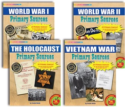 [PSSWORKS GP] World at War Primary Sources Set