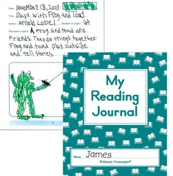 [1269 PC] 20ct My Reading Journal