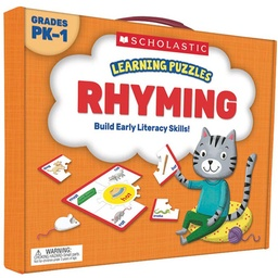 [823973 SC] Rhyming Learning Puzzles