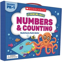 [823963 SC] Numbers and Counting Learning Mats