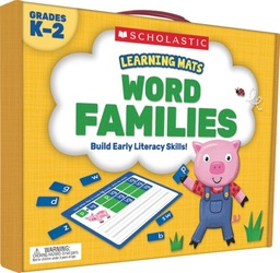 [823968 SC] Word Families Learning Mats