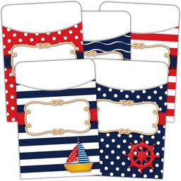 [3605 TCR] Nautical Library Pockets - Multi-Pack