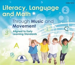 [CDSET5214 EDA] Literacy Language Math Through Movement and Music