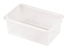 [62436U05C STX] Clear Cubby with Lid