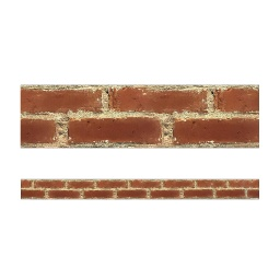 [108395 CD] Brick Borders Straight