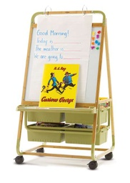 [BE2 CPN] Single Sided Bamboo Teaching Easel