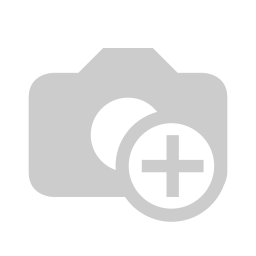 "[10159 CTP] Core Decor Casual Black 2"" Uppercase Letters"