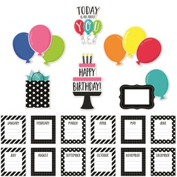 [10203 CTP] Core Decor Happy Birthday Mini Bulletin Board Set