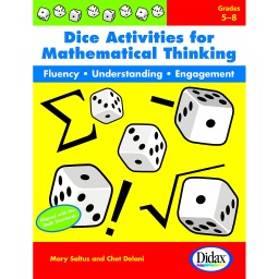 [211096 DD] Dice Activities for Mathematical Thinking