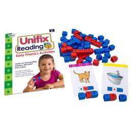 [211277 DD] Unifix Reading Early Phonics Kit