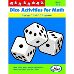 [215295 DD] Dice Activities for Math