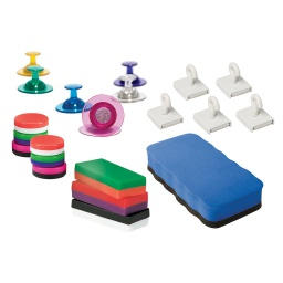 [735501 DOW] Magnetic Whiteboard Accessories Bundle