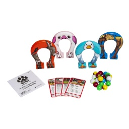 [736810 DOW] Animal Magnetism Horseshoe Magnet Friends: Farm