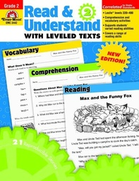 [3442 EMC] Read & Understand with Leveled Texts Grade 2