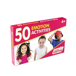[357 JL] 50 Emotion Activities