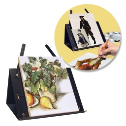 [2174 RIC] PROP-IT Portable 2-in-1 Tabletop Art Easel