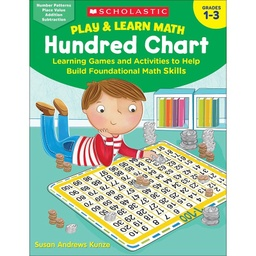 [826474 SC] Play & Learn Math: Hundred Chart